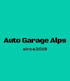 AUTO GARAGE ALPS 開設のお知らせ